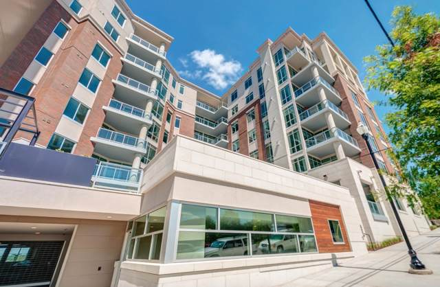20 Rutledge St #411 #411, Nashville, TN 37210 (MLS #RTC2098561) :: The Kelton Group