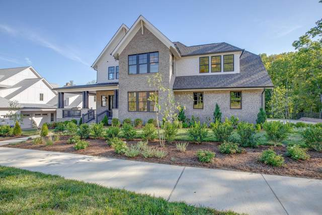 8637 Belladonna Dr (Lot 7033), College Grove, TN 37046 (MLS #RTC2098584) :: Katie Morrell / VILLAGE
