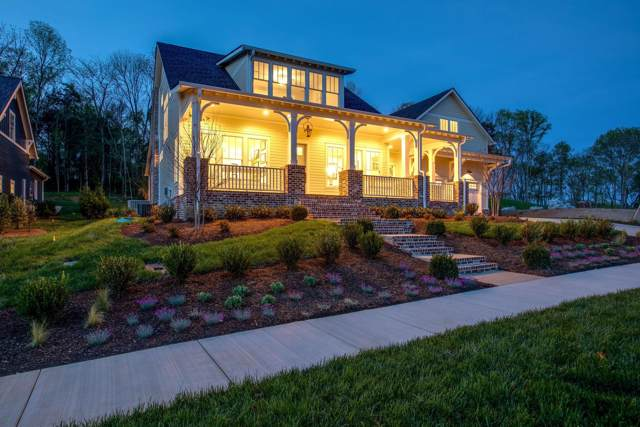 8664 Belladonna Dr (9002), College Grove, TN 37046 (MLS #RTC2098586) :: Katie Morrell / VILLAGE