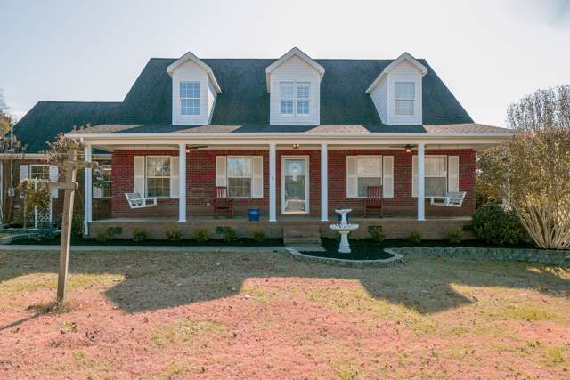 310 Edd Joyce Rd, Bell Buckle, TN 37020 (MLS #RTC2098587) :: The Helton Real Estate Group