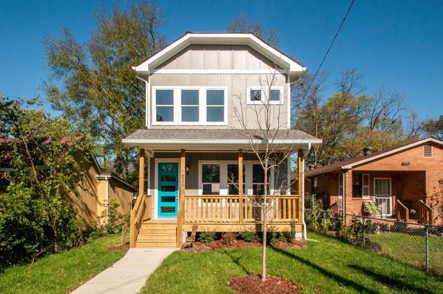 1826 Knowles St, Nashville, TN 37208 (MLS #RTC2098591) :: Nashville on the Move