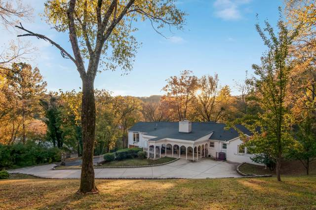 6607 Fox Hollow Rd, Nashville, TN 37205 (MLS #RTC2098636) :: Ashley Claire Real Estate - Benchmark Realty