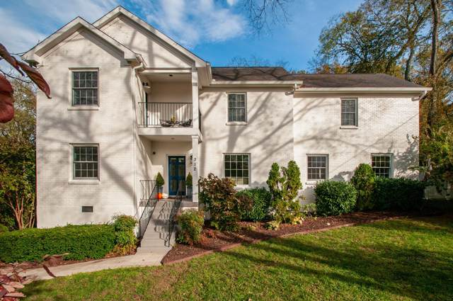 312 S Wilson Blvd, Nashville, TN 37205 (MLS #RTC2098696) :: The Group Campbell powered by Five Doors Network