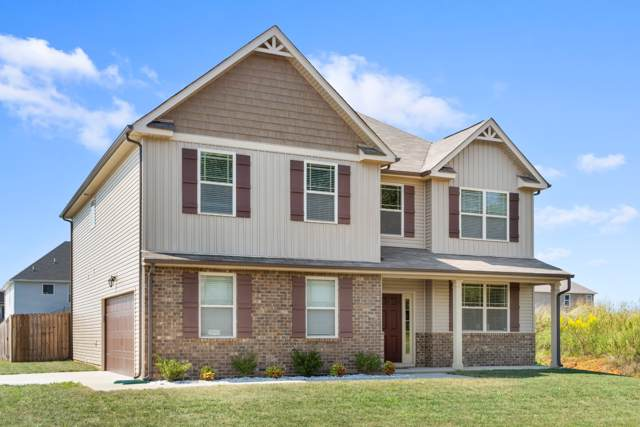955 Cherry Blossom Ln, Clarksville, TN 37040 (MLS #RTC2098729) :: RE/MAX Choice Properties