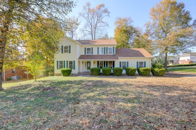 1358 W Rhett Butler Rd, Clarksville, TN 37042 (MLS #RTC2098770) :: RE/MAX Choice Properties