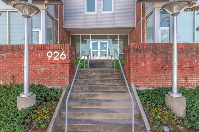 926 Woodland St #307, Nashville, TN 37206 (MLS #RTC2098839) :: Armstrong Real Estate