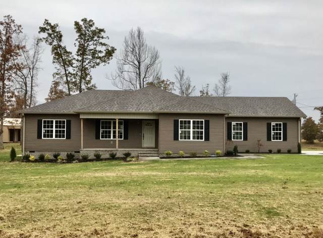 380 Gobbell Ave, Mount Pleasant, TN 38474 (MLS #RTC2098883) :: Berkshire Hathaway HomeServices Woodmont Realty