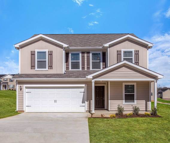 2282 Worker Bee Dr, Columbia, TN 38401 (MLS #RTC2099065) :: RE/MAX Choice Properties