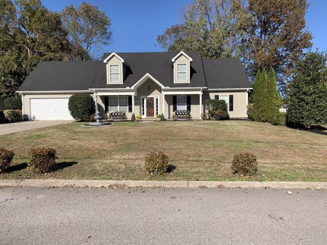 804 Buckhaven Dr, Smyrna, TN 37167 (MLS #RTC2099100) :: Village Real Estate