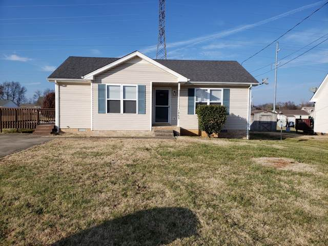 1965 Timberline Cir, Oak Grove, KY 42262 (MLS #RTC2099101) :: Nashville on the Move