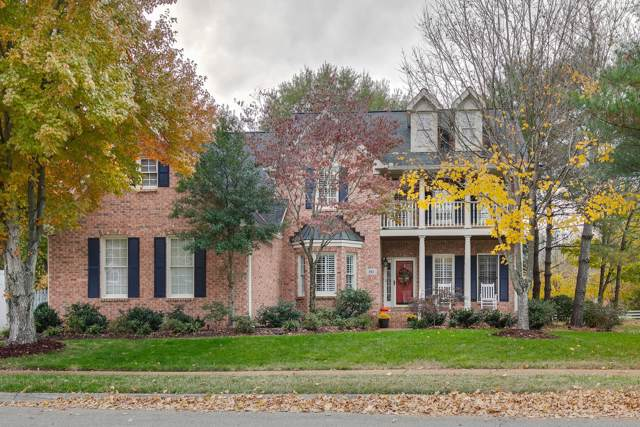 301 Stanley Park Ln, Franklin, TN 37069 (MLS #RTC2099122) :: Fridrich & Clark Realty, LLC