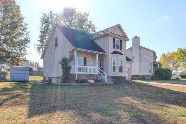 394 Bosca Ct, Clarksville, TN 37040 (MLS #RTC2099147) :: REMAX Elite