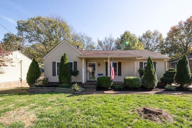 3205 Blackwood Dr, Nashville, TN 37214 (MLS #RTC2099153) :: The Helton Real Estate Group