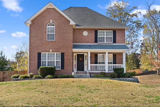 3456 Hickory Glen Dr, Clarksville, TN 37040 (MLS #RTC2099160) :: RE/MAX Choice Properties