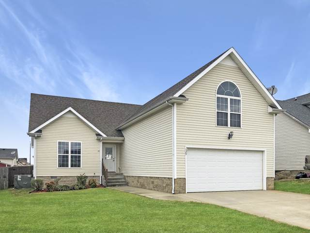 529 Fox Trot Dr, Clarksville, TN 37042 (MLS #RTC2099182) :: RE/MAX Choice Properties