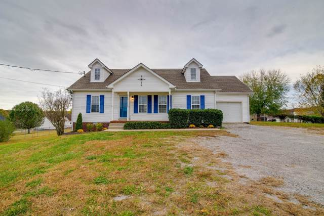 101 Coach Dr, White Bluff, TN 37187 (MLS #RTC2099207) :: Fridrich & Clark Realty, LLC