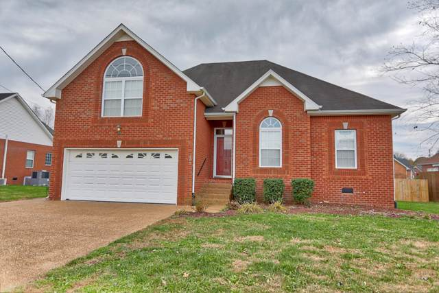 207 Cheyenne Dr, White House, TN 37188 (MLS #RTC2099258) :: RE/MAX Choice Properties