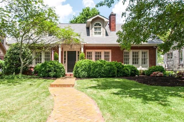 4018 Aberdeen Rd, Nashville, TN 37205 (MLS #RTC2099343) :: RE/MAX Homes And Estates