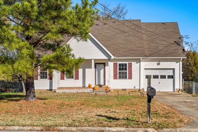 1011 Roedeer Dr, Clarksville, TN 37042 (MLS #RTC2099353) :: Nashville on the Move