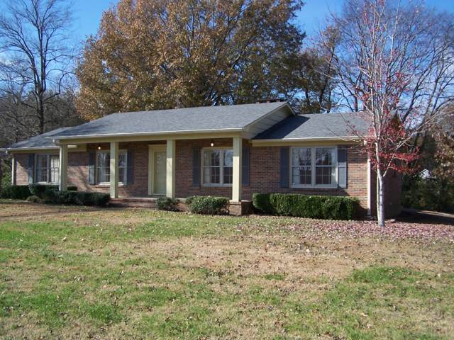 1301 Jackson Dr, Pulaski, TN 38478 (MLS #RTC2099359) :: Team Wilson Real Estate Partners