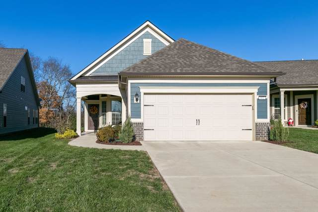 852 Clay Place, Spring Hill, TN 37174 (MLS #RTC2099375) :: REMAX Elite