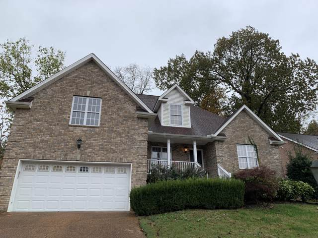 4809 Peninsula Point Dr, Hermitage, TN 37076 (MLS #RTC2099391) :: Cory Real Estate Services