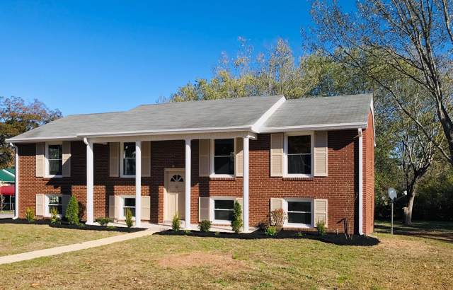 211 Heights Ave, Tullahoma, TN 37388 (MLS #RTC2099400) :: Berkshire Hathaway HomeServices Woodmont Realty