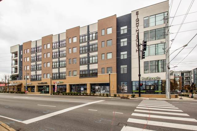2407 8th Ave S #309, Nashville, TN 37204 (MLS #RTC2099432) :: Ashley Claire Real Estate - Benchmark Realty
