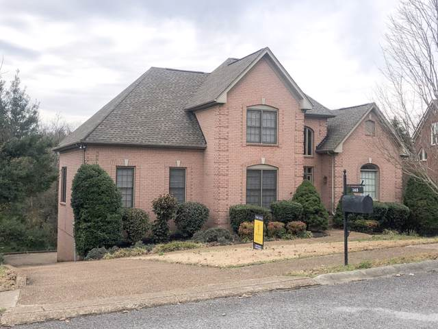 145 Mansker Park Dr, Hendersonville, TN 37075 (MLS #RTC2099434) :: Village Real Estate