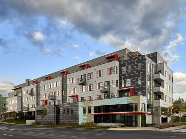 1900 12th Ave S #514, Nashville, TN 37203 (MLS #RTC2099473) :: The Milam Group at Fridrich & Clark Realty