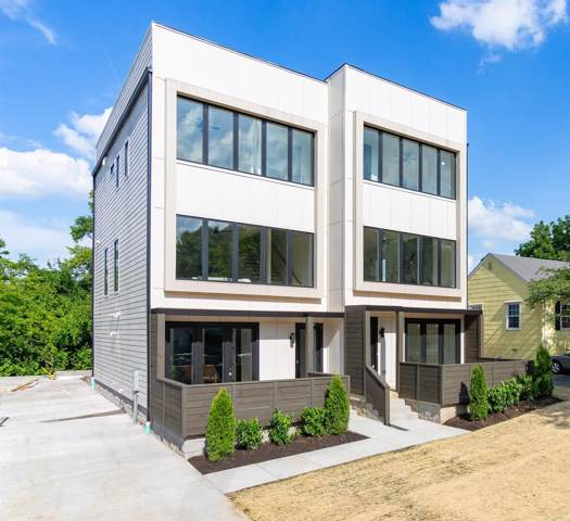 120C Oceola Ave, Nashville, TN 37209 (MLS #RTC2099474) :: Black Lion Realty