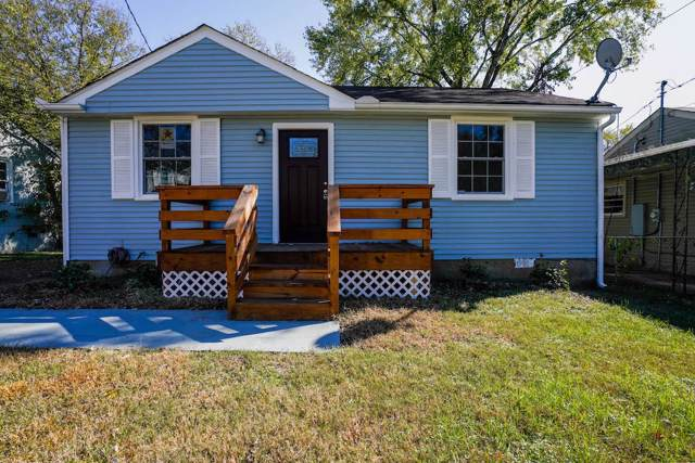 1109 57th Ave N, Nashville, TN 37209 (MLS #RTC2099535) :: RE/MAX Homes And Estates