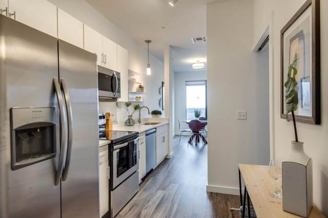 1900 12th Ave S #207, Nashville, TN 37203 (MLS #RTC2099570) :: Nashville on the Move
