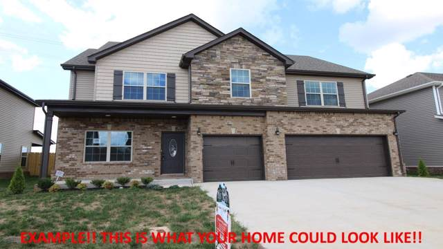 117 The Groves At Hearthstone, Clarksville, TN 37040 (MLS #RTC2099579) :: REMAX Elite