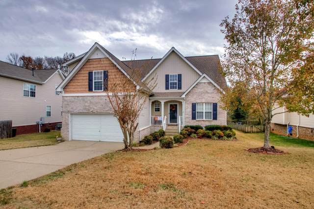 1274 Chapmans Retreat Drive, Spring Hill, TN 37174 (MLS #RTC2099604) :: RE/MAX Homes And Estates