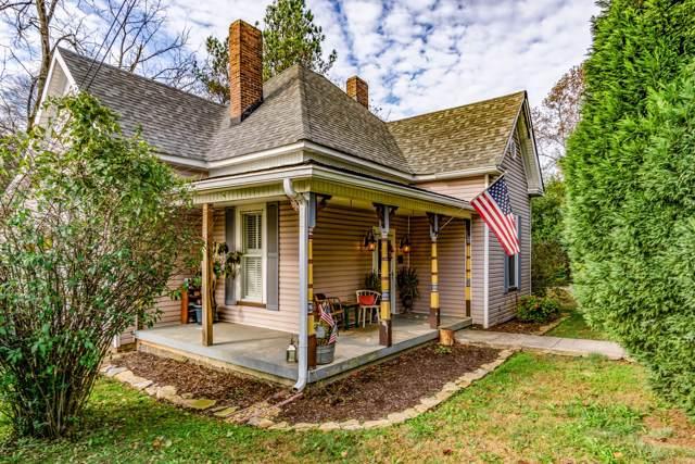 109 1st Ave, Mount Pleasant, TN 38474 (MLS #RTC2099669) :: Village Real Estate