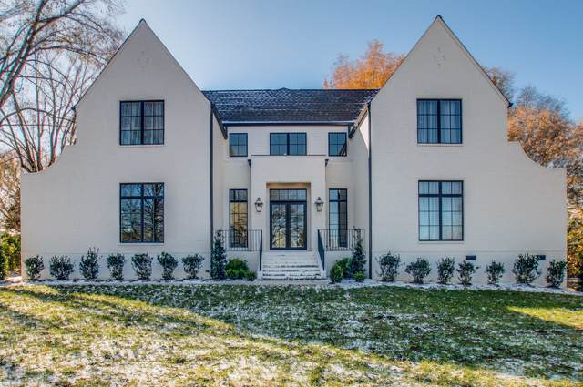 107 W Tyne Dr, Nashville, TN 37205 (MLS #RTC2099672) :: Armstrong Real Estate