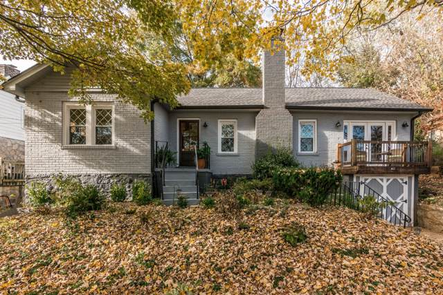 1521 Mcgavock Pike, Nashville, TN 37216 (MLS #RTC2099697) :: Village Real Estate