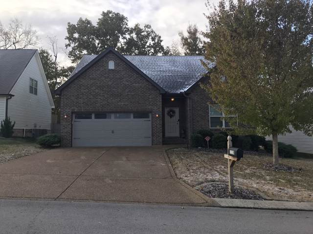 1118 Golf View Way, Spring Hill, TN 37174 (MLS #RTC2099699) :: REMAX Elite