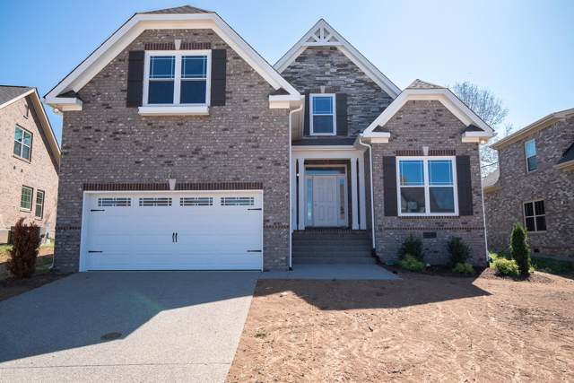 6035 Spade Drive Lot 205, Spring Hill, TN 37174 (MLS #RTC2099720) :: Hannah Price Team