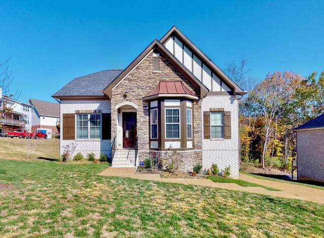 405 Eagle Ridge, Nashville, TN 37209 (MLS #RTC2099723) :: HALO Realty