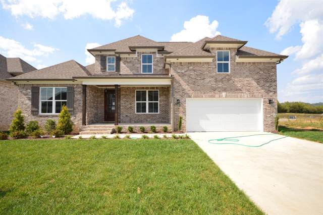 4079 Miles Johnson Pkwy (5), Spring Hill, TN 37174 (MLS #RTC2099725) :: Katie Morrell / VILLAGE