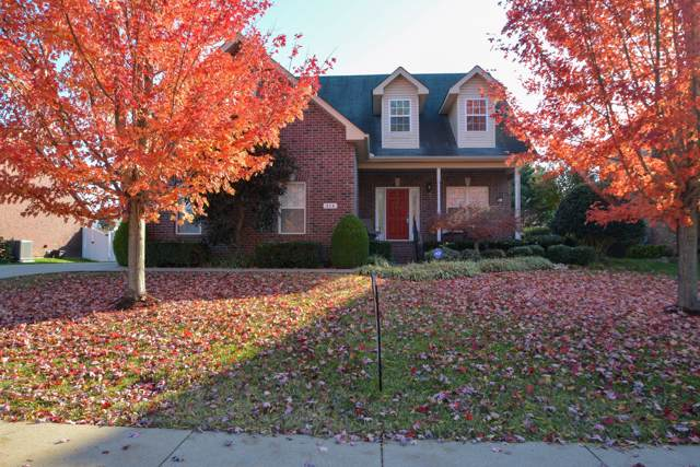 314 Titans Cir, Murfreesboro, TN 37127 (MLS #RTC2099726) :: REMAX Elite