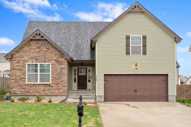 3769 Windhaven Dr, Clarksville, TN 37040 (MLS #RTC2099747) :: Cory Real Estate Services