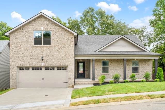 238 Timber Springs, Clarksville, TN 37040 (MLS #RTC2099770) :: Village Real Estate