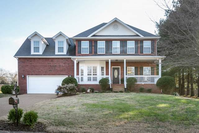 2821 Tweed Place, Thompsons Station, TN 37179 (MLS #RTC2099777) :: The Milam Group at Fridrich & Clark Realty
