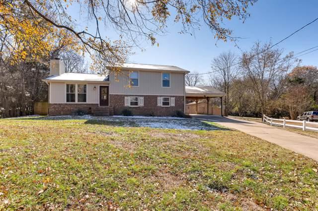 110 Bent Creek Ct, Hendersonville, TN 37075 (MLS #RTC2099922) :: Katie Morrell / VILLAGE