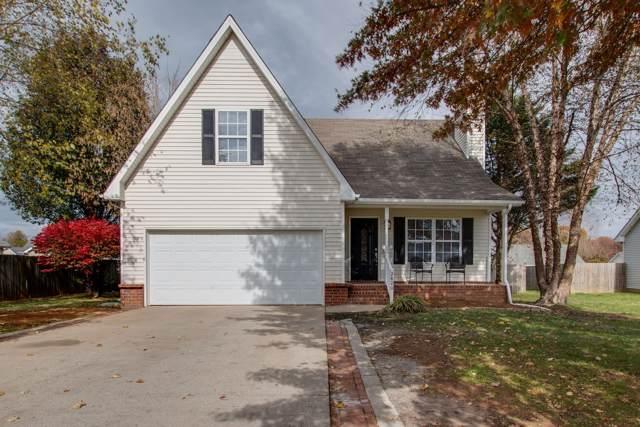 2820 Weybridge Dr, Murfreesboro, TN 37128 (MLS #RTC2099952) :: DeSelms Real Estate