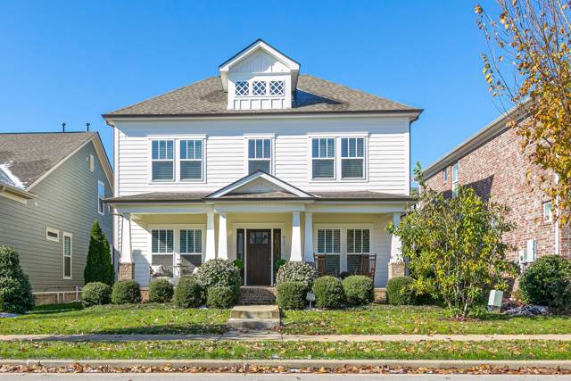 611 Cobert Ln, Franklin, TN 37064 (MLS #RTC2099993) :: Nashville on the Move
