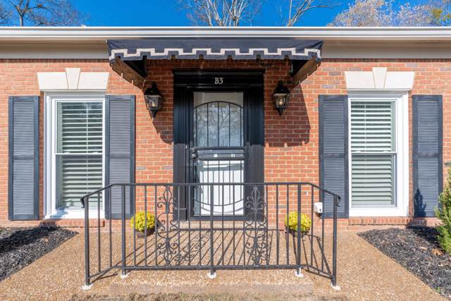 358 4th Ave S B3, Franklin, TN 37064 (MLS #RTC2100016) :: Nashville on the Move